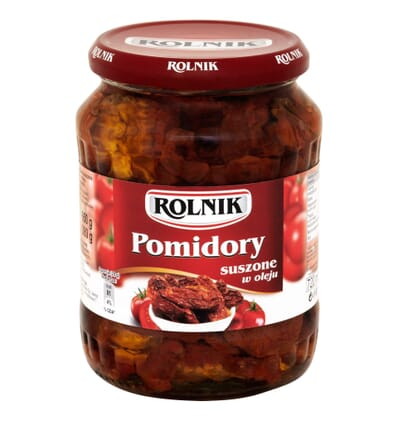 Dried tomatoes in oil Rolnik 280g