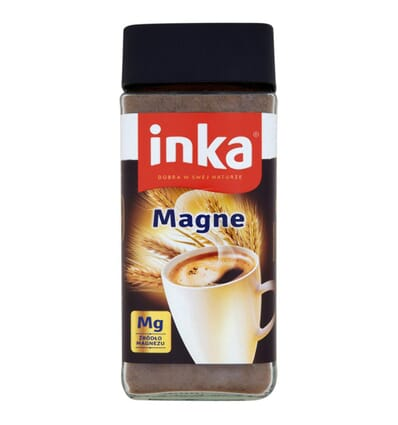 Magne cereal coffee Inka 100g