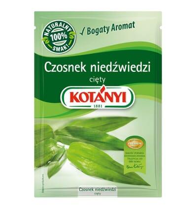 Bear's garlic spice Kotanyi 6g