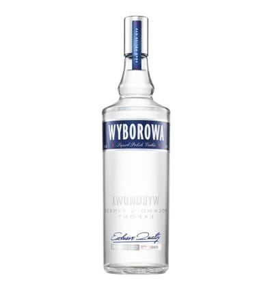 Wyborowa vodka 40% 1000ml