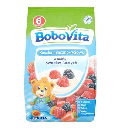 Bobovita Reis-Milchbrei Waldfrüchte 230g