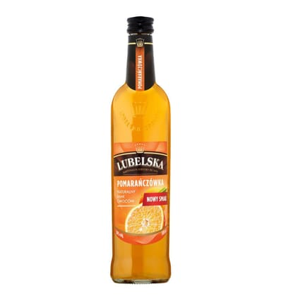 Lubelska Orangen Likör 30% 500ml