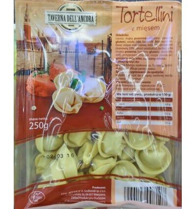 Tortellini à la viande Taverna Dell'Ancora 250g