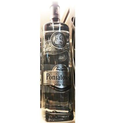 Poniatowski vodka 40% 700ml