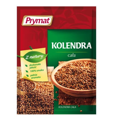 Coriander seeds whole Prymat 15g