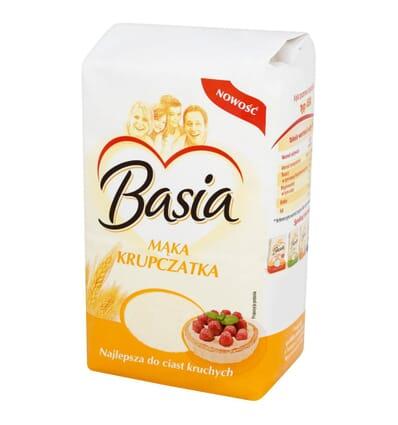 Farine grossière Basia 1kg