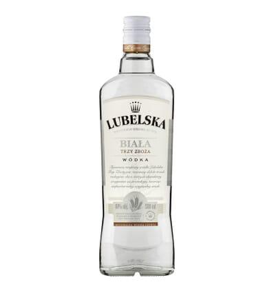 Lubelska Biala Dreikorn Wodka 40% 500ml