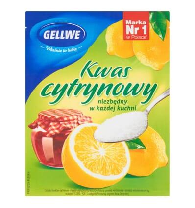 Gellwe Zitronensäure 20g