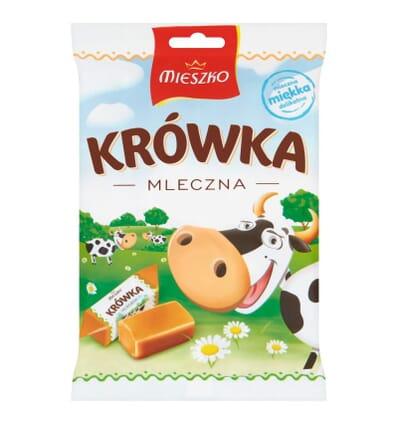 Mieszko Krowki Karamellbonbons 1kg