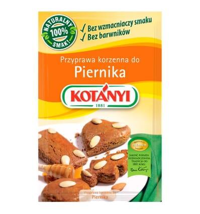 Gingerbread spice mix Kotanyi 27g