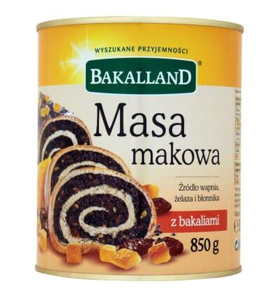 Bakaland Karamell-Masse mit Bakalien 850g