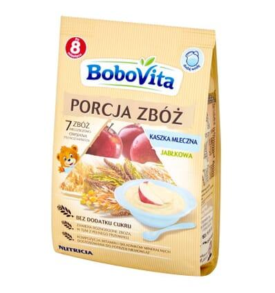 Bobovita Porcja Zboz Milchbrei Apfel 210g