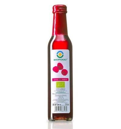 Biofood Himbeersirup Bio 250 ml