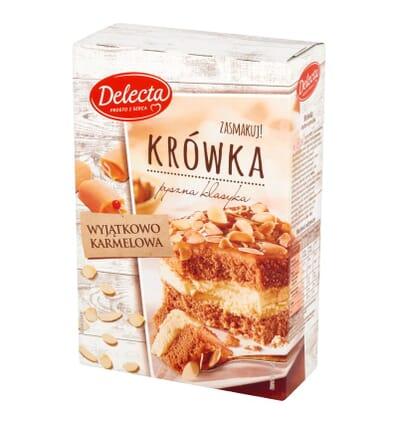 Delecta Krowka Karamellkuchen 530g