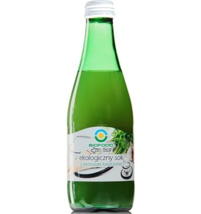 Biofood eingelegte Petersilie Saft bio 300ml