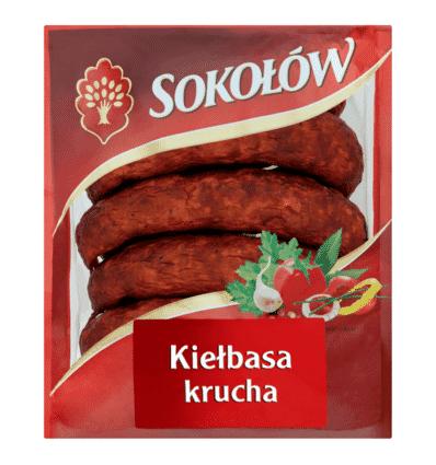 Sokolow brüchige Wurst 800-900g