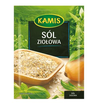Sel aux herbes Kamis 35g