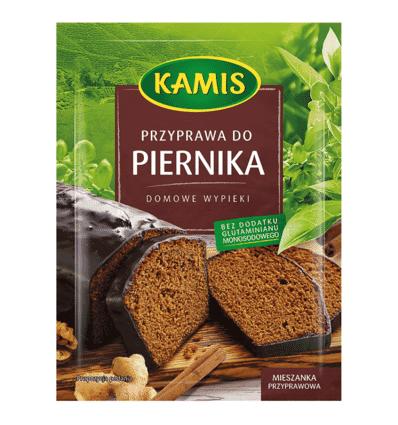 Mélange d'épices pour biscuits au pain d'épice Kamis 20g