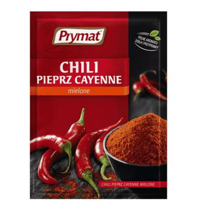 Prymat Cayennepfeffer gemahlen 15g