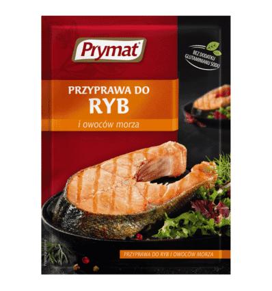 Mélange d'épices pour poisson et fruits de mer Prymat 20g