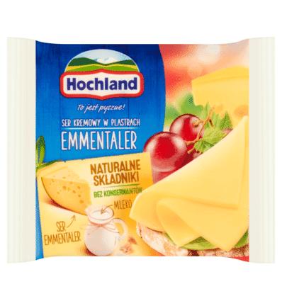 Hochland Schmelzkäse Emmentaler 130g