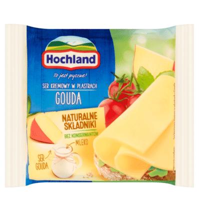 Fromage à pâte fondue Gouda Hochland 130g