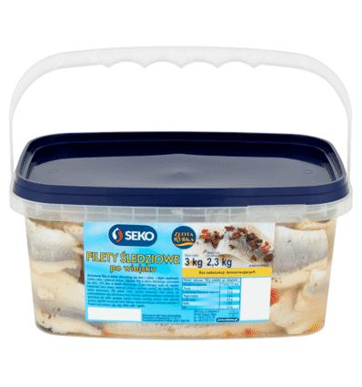 Seko Hering/ Heringsfilett in Öl 3/2,5kg
