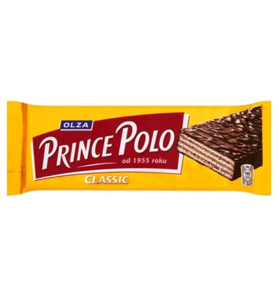 Wafel Prince Polo classic 35g