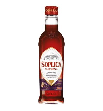 Soplica plum tincture 30% 200ml