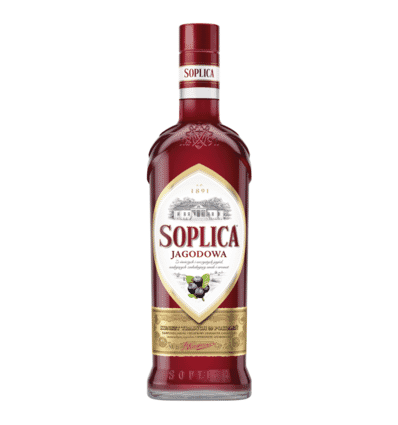 Soplica blueberry tincture 30% 500ml
