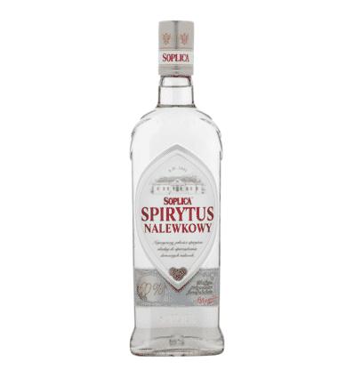 Alcool pur pour teinture alcoolique 60% Soplica 500ml