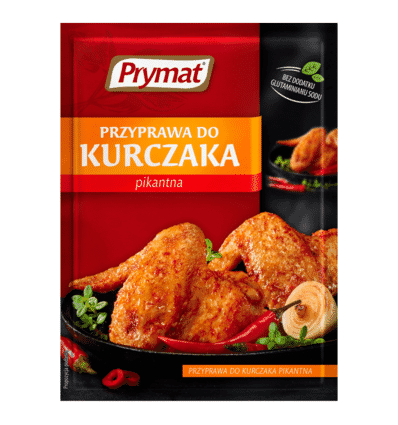 Spicy chicken seasoning Prymat 25g