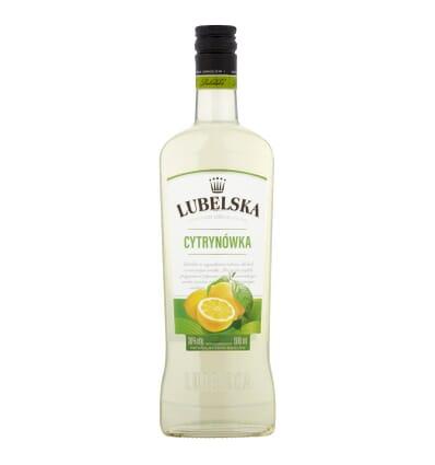 Liqueur au citron Lubelska 30% 500ml