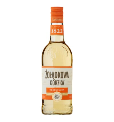 Zoladkowa gorzka vodka 34% 500ml