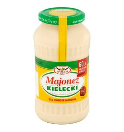 Kielecki mayonnaise Spolem 700ml