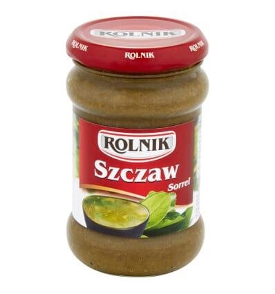 Pickled sorrel Rolnik 315ml