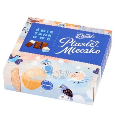 Ptasie mleczko cream chocolates Wedel 380g