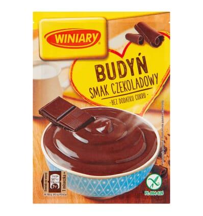 Sugar-free chocolate pudding Winiary 38g