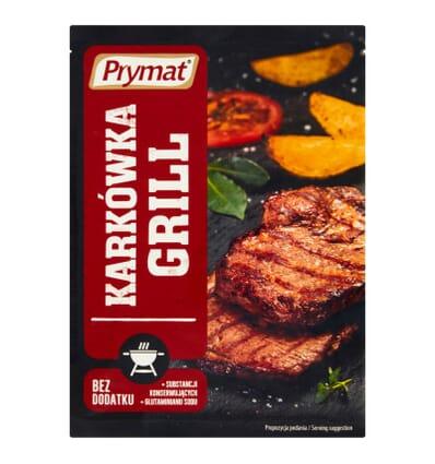 Pork neck seasoning Prymat 20g
