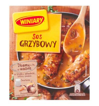 Sauce aux champignons Winiary 30g