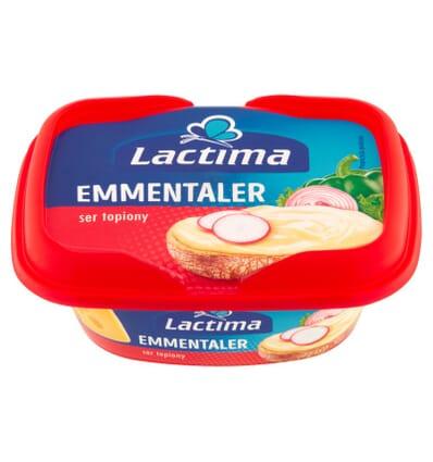 Emmentaler cream cheese Lactima 130g