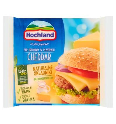 Hochland Schmelzkäse Cheddar 130g