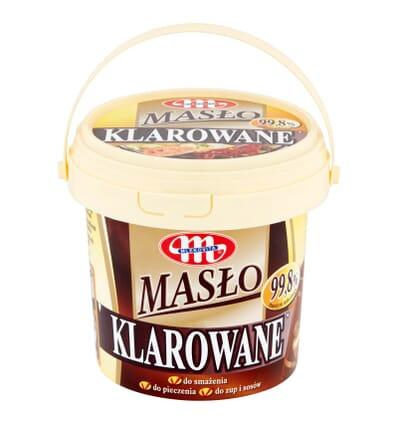 Clarified butter Mlekovita 500g