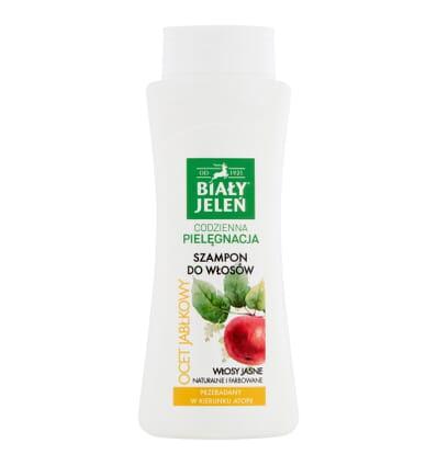Shampooing hypoallergénique pour cheveux blonds Bialy Jelen