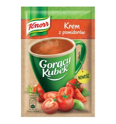 Gorący Kubek Krem z pomidorów Knorr 19g