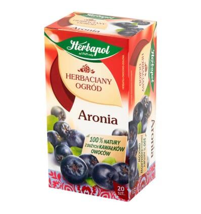 Herbata Aronia Herbapol 20 torebek